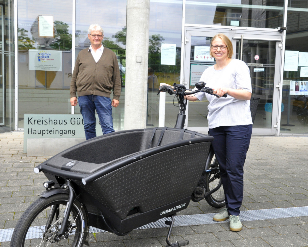 CDU-Kreistagsfraktion sammelt Ideen zur Verbesserung der Radwege