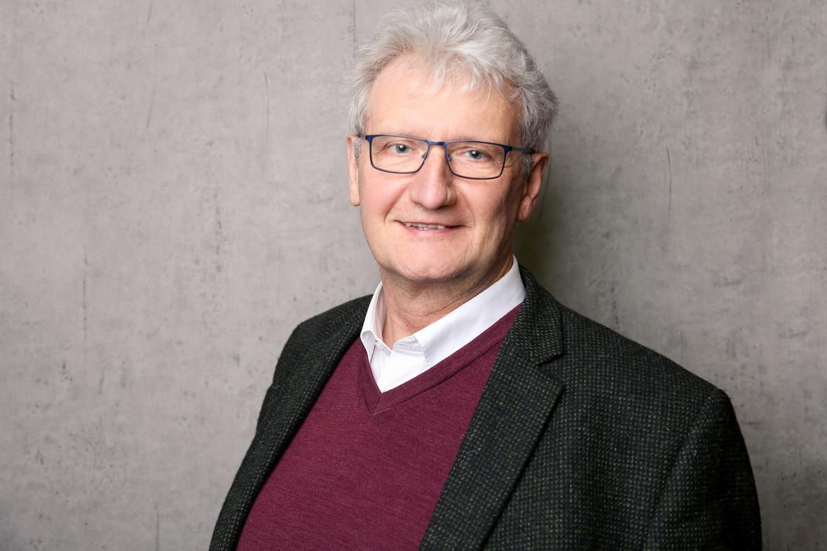 Fraktionsvorsitzender Dr. Heinrich Sökeland