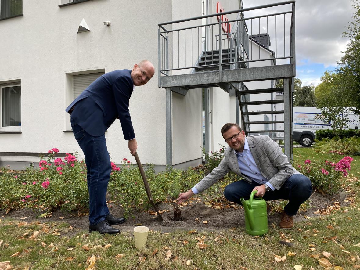 Erste Woche der Nachhaltigkeit im Bundestag