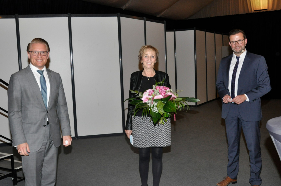 Marianne Kampwerth wirbt zwölf neue CDU-Mitglieder