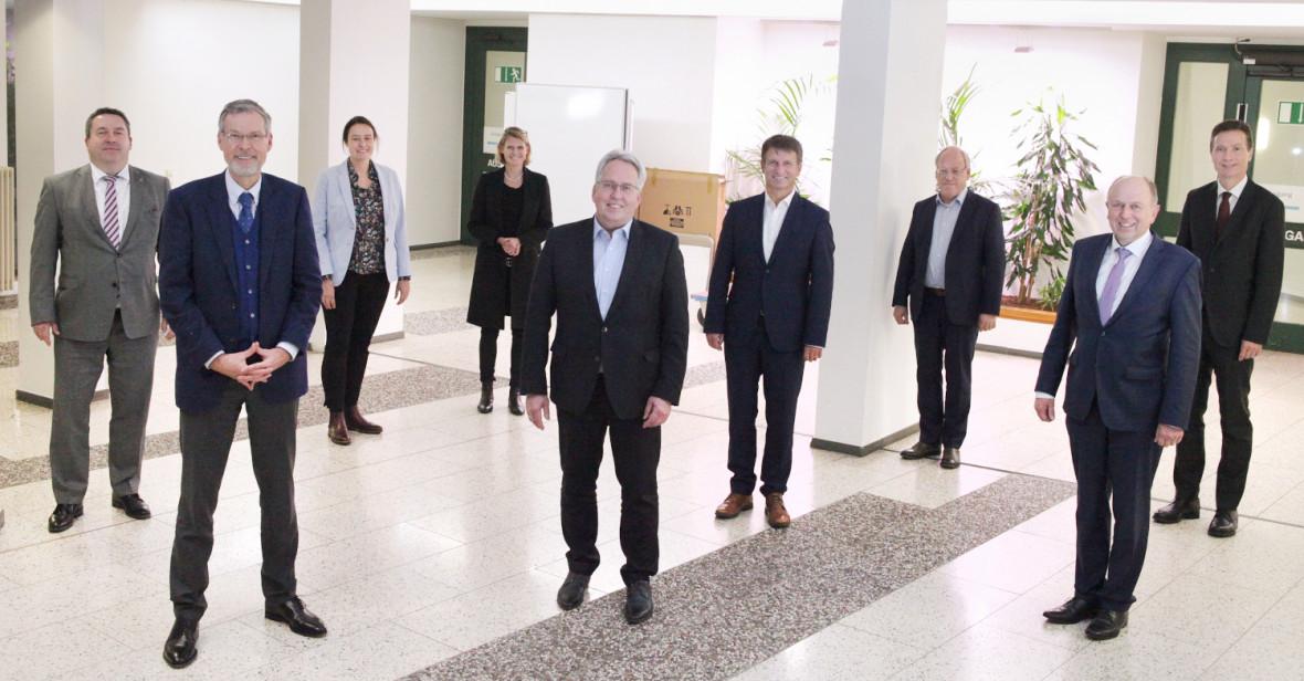 Landrat Adenauer zum Sprecher gewählt