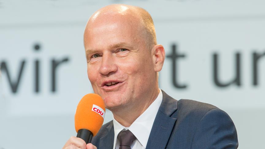 Bundestagswahl: Ralph Brinkhaus die Nr. 1 der CDU in Ostwestfalen-Lippe