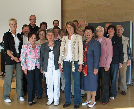 Die Mitglieder des kommunalpolitischen CDU-Arbeitskreises