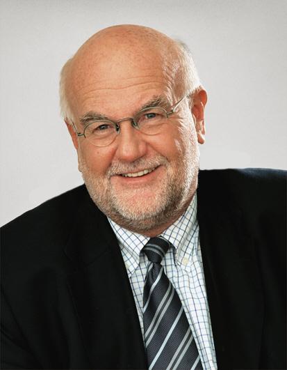 Hat mit der CDU im Kreis Gütersloh dreimal hintereinander einen Mitgliederzuwachs erzielt: der CDU-Kreisvorsitzende Ludger Kaup.