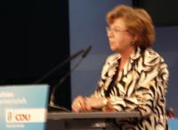 Ursula Doppmeier MdL auf dem CDU-Landesparteitag