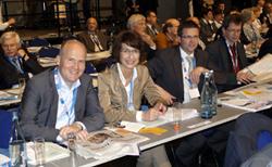 Delegierte des CDU-Kreisverbandes Gütersloh auf dem CDU-Landesparteitag