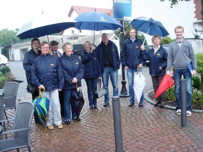 v.l.: Martina Borgstedt, Gerhild Richter, Axel Henrich, Anne Schütte, Marianne Kampwerth, Ralph Brinkhaus, Max Brüggemann, Lis Fockenbrock, Felix Brüggemann. Es fehlt: Heinz Twelkemeier.