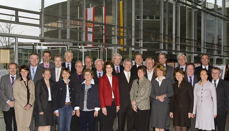 Die CDU-Kreistagsfraktion für die Wahlperiode 2009-2014.
