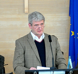 Dr. Heinrich Josef Sökeland, Vorsitzender der CDU-Kreistagsfraktion