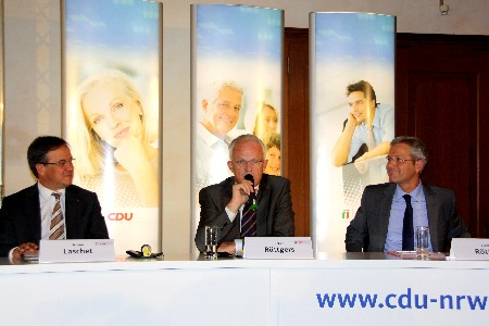 Regionalkonferenz der CDU-OWL in Paderborn