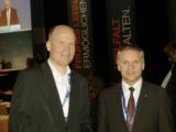 Ralph Brinkhaus MdB mit Robin Rieksneuwöhner auf dem CDU-Landesparteitag