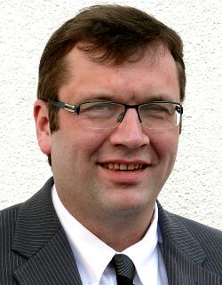 Landtagskandidat Hendrik Schaefer