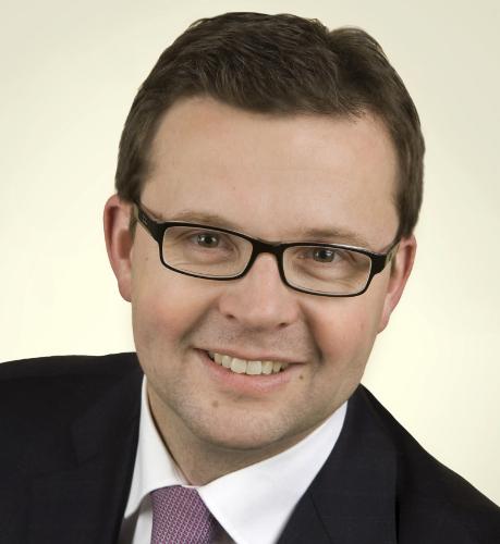 Hat das einstimmige Votum des CDU-Stadtverbandes für die Landtagskandidatur 2017: Der Gütersloher Stadtverbandsvorsitzende Raphael Tigges.