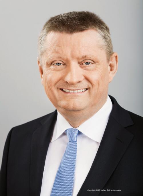 Minister Hermann Gröhe MdB (Copyright BMG Jochen Zick action press)