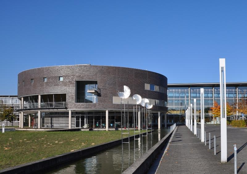 Die Rotunde am Kreishaus: Sitz der CDU-Kreistagsfraktion.