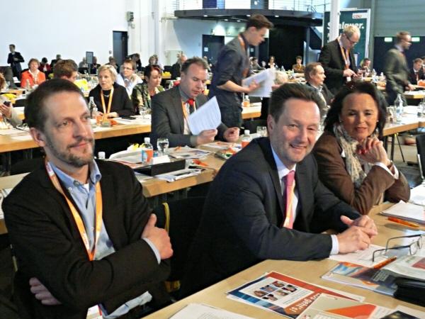 Delegierte aus dem Kreis Gütersloh